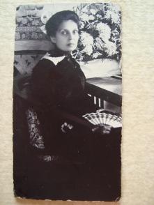 """Foto van """"oma Malang"""" met dank aan Vincent van der Heijde."""