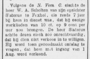 Deventer Dagblad, 7 augustus 1891