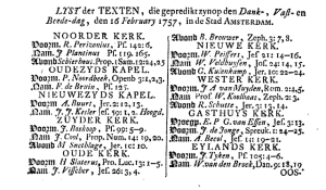 De Maandelykse Nederlandsche Mercurius, Voor de Maand February 1757, pag. 56-57