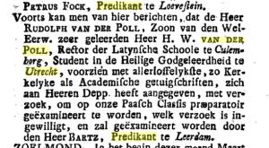 Boekzaal der geleerde wereld, Deel 126, maart 1777, pag. 319.