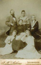 Familie fotograaf I.H. Slaterus