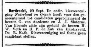 Standaard, 23-09-1889