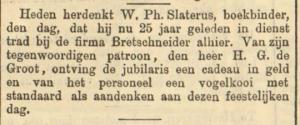 Leeuwarder Courant, 5 mei 1908