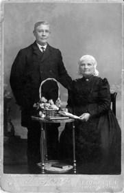 Neeltje Slaterus en Rintje Vellinga