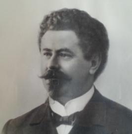 ds. A.J. van Loghum Slaterus
